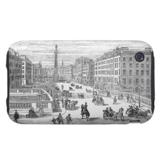 O'Connell Street Vintage Dublin Ireland iPhone 3G Tough iPhone 3 Covers
