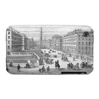 O'Connell Street Vintage Dublin Ireland iPhone 3G Case-Mate iPhone 3 Cases