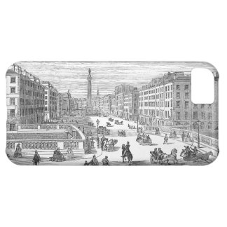 O'Connell Street Vintage Dublin Ireland iPhone 5 iPhone 5C Covers