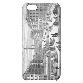 O'Connell Street Vintage Dublin Ireland iPhone 5 iPhone 5C Case