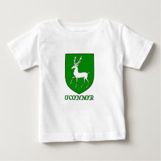O'Conner Family Shield Baby T-Shirt