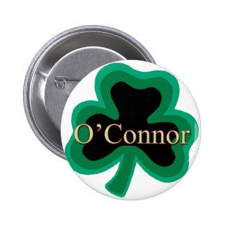O'Connor Family 2 Inch Round Button