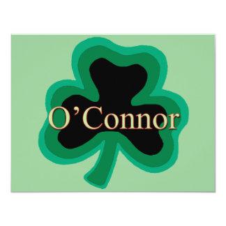 O'Connor Family Card