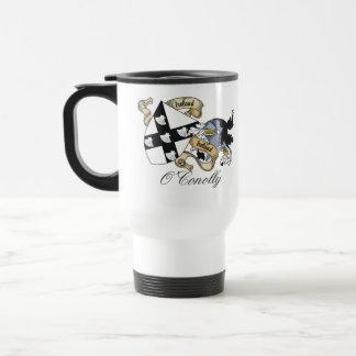 O'Conolly Family Crest Coffee Mug