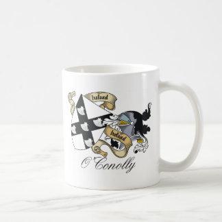 O'Conolly Family Crest Mug