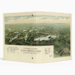 """Oconomowoc y Waukesha Wisconsin (1890) Carpeta 1"""""""