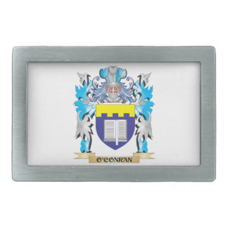 O'Conran Coat of Arms - Family Crest Belt Buckles