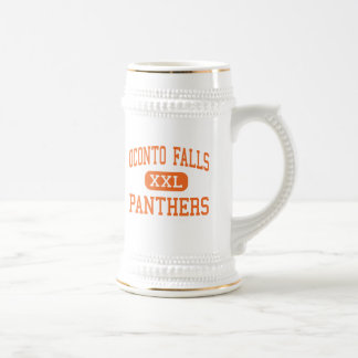 Oconto Falls - Panthers - High - Oconto Falls 18 Oz Beer Stein