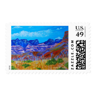 Ocotillo View Postage