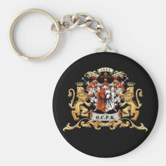 OCPKCrest Keychain