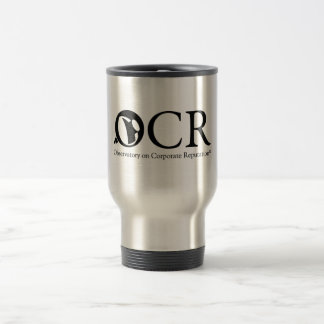 OCR Travel/Commuter Mug
