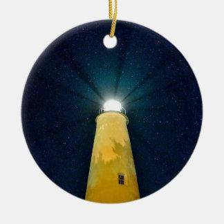 Ocracok Island. Ceramic Ornament