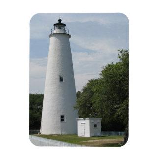 Ocracoke, imán del faro de Carolina del Norte