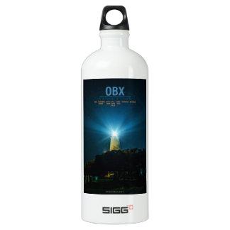 Ocracoke Island. Aluminum Water Bottle