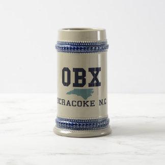 Ocracoke Island. Beer Stein