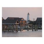 Ocracoke Island Harbor Posters
