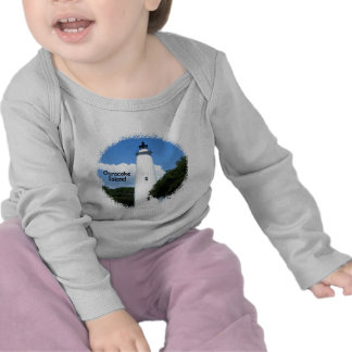 Ocracoke Island Light T Shirt