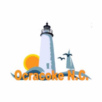 Ocracoke Island Lighthouse Cut Outs