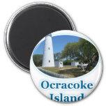 Ocracoke Island, North Carolina Fridge Magnets