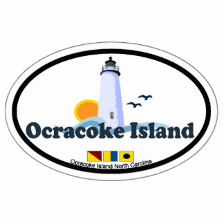 Ocracoke Island Photo Sculptures