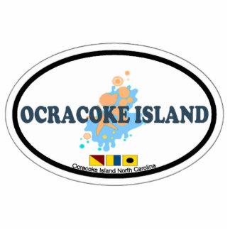 Ocracoke Island Cut Outs