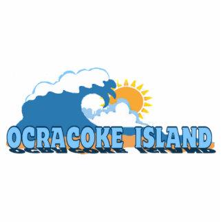 Ocracoke Island Cut Out