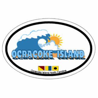 Ocracoke Island Acrylic Cut Outs