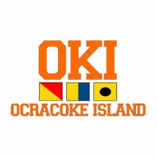 Ocracoke Island Acrylic Cut Out