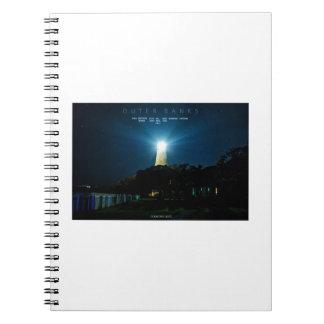 Ocracoke Island. Spiral Notebook
