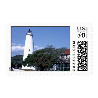 Ocracoke Lighth Postage