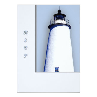 Ocracoke Lighthouse Card