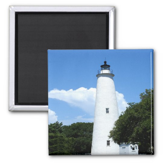 Ocracoke Lighthouse Magnet