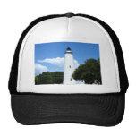 Ocracoke Lighthouse Mesh Hat