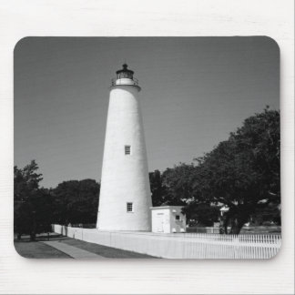 Ocracoke Lighthouse Mouse Pad