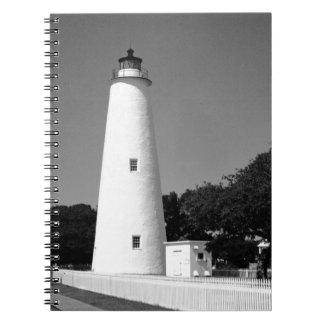 Ocracoke Lighthouse Notebook