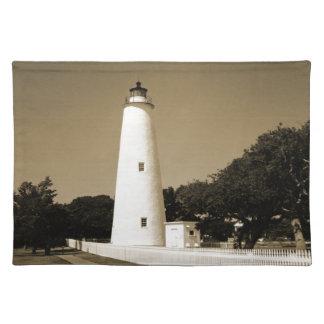 Ocracoke Lighthouse Place Mat
