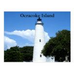 Ocracoke Lighthouse Post Cards