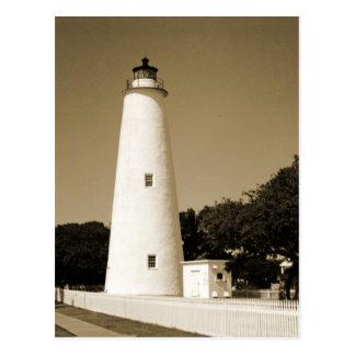 Ocracoke Lighthouse Postcards