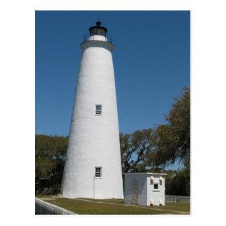 Ocracoke Lighthouse Postcard