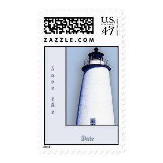 Ocracoke Lighthouse Stamp