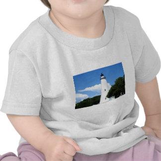 Ocracoke Lighthouse T Shirt