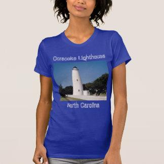 Ocracoke Lighthouse T Shirts