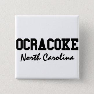 Ocracoke North Carolina Button