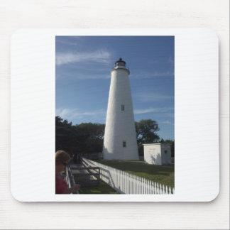 Ocracoke North Carolina Lighthouse Mouse Pad