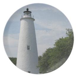 Ocracoke, North Carolina Lighthouse Plate