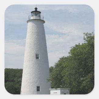 Ocracoke, North Carolina Lighthouse Stickers