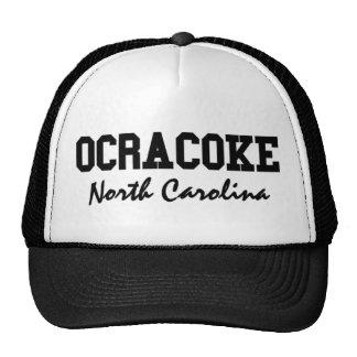 Ocracoke North Carolina Trucker Hat