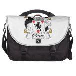 O'Crean Family Crest Laptop Bag