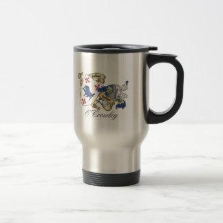 O'Crowley Family Crest Coffee Mugs