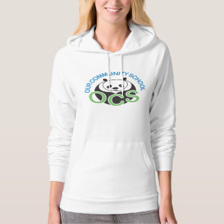 OCS Logo Womens Pullover Hoodie
